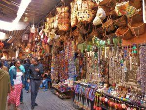 Shop in a souk